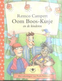Campert, Remco: Oom Boos-Kusje en de kinderen