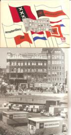 Van Gend en Loos: mapje met 10 ansichtkaarten