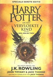 Rowling, J.K.: Harry Potter en het vervloekte kind