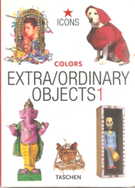 Mustienes, Carlos (ed.): Extraordinary objects 1