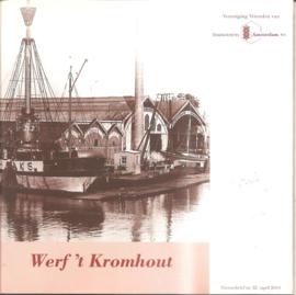 Vereniging Vrienden van Stadsherstel Amsterdam: Werf 't Kromhout