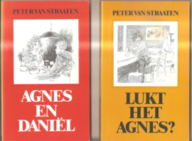 Straaten, Peter van: drie boeken over Agnes