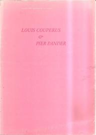 Pander, Pier: Louis Couperus en Pier Pander