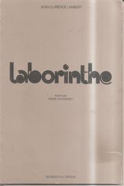Lambert, Jean-Claude: Laborinthe (gesigneerd)