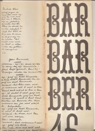 Barbarber 46 (nogniet te bestellen)