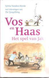 Heede, Sylvia vanden: Vos en Haas. Het spel van Jak
