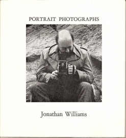 "Williams, Jonathan: ""Portrait Photographs""."