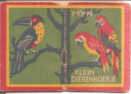 Cohen, Fré: Myn klein dierenboekje