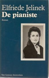 """Jelinek, Elfride: """"De pianiste"""". *"""