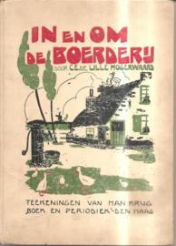 Lille Hogerwaard, C.E. de: In en om de boerderij