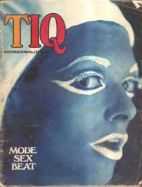TIQ no.1 (november 1966)