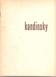 Catalogus Stedelijk Museum, zonder nummer: Kandinsky