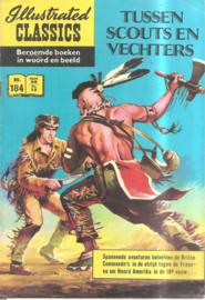 Illustrated Classics 184: Tussen scouts en vechters