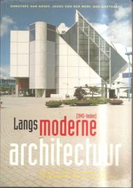 Hooff, Dorothée van, e.a.: Langs moderne architectuur