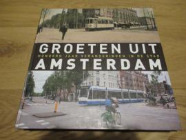 Mulder, Robert: Groeten uit Amsterdam