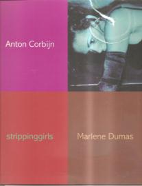 Dumas, Marlene en Corbijn, Anton: strippinggirls