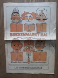 Boekenmarkt RAI (1970)