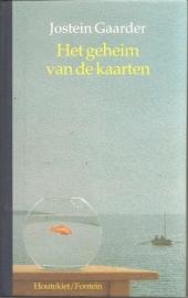 """Gaarder, Jostein: """"Het geheim van de kaarten""""."""