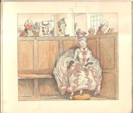 """Caldecott, R.: """"Mrs. Mary Blaize An Elegyon the Glory of her Sex""""."""
