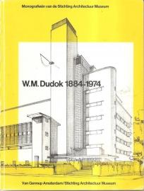 """Cramer, Max e.a. : """"W.M. Dudok 1884-1974""""."""