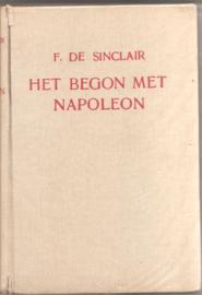Sinclair, F. de: Het begon met Napoleon