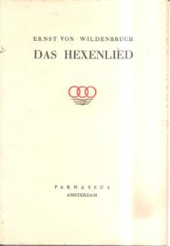 Wildenbruch, Ernst von: Das Hexenlied