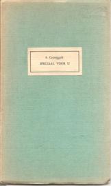 Speciaal voor U 1953 (exemplaar van Ch. Boost)