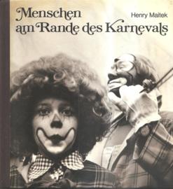 Maitek, Henry: Menschen am Rande des Karnevals
