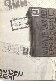 """Sanders, Han en Eerenbeemt, Nathalie van den: """"Brieffragmenten""""(gesigneerd, plus brief)."""