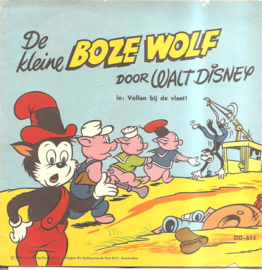 Disney, Walt: De Kleine Boze Wolf  (flexi-single)