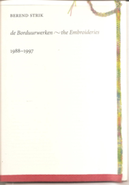 Strik, Berend: De Borduurwerken / The Embroideries