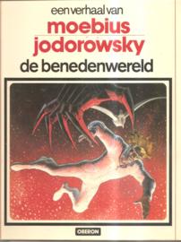 Moebius / Jodorowsky: De benedenwereld