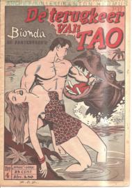 Bionda no. 4: De terugkeer van TAO