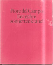 Campo, Fiore del: Een echte sonnettenkrans!