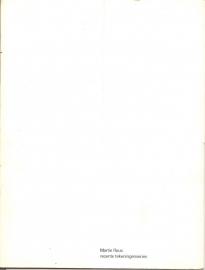 Catalogus Stedelijk Museum 587: Martin Rous.