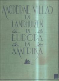Wattjes, B.G.: Moderne villa's en landhuizen in Europa en Amerika