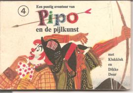 Meuldijk, Wim: Pipo en de pijlkunst