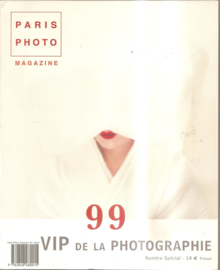 Paris Photo Magazine:  99 VIP de photographie