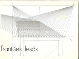 Catalogus Stedelijk Museum 614: Frantisek Lesak