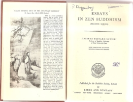 "Suzuki, D.T.: ""Essays in Zen Buddhism""."