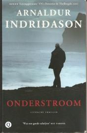 """Indridason, Arnaldur: """"Onderstroom""""."""