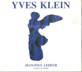 Ledeur, Jean-Paul: Yves Klein