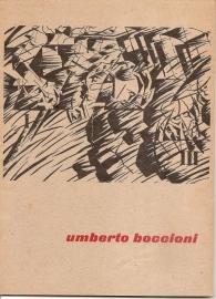 Catalogus Stedelijk Museum 304: Umberto Boccioni.