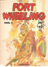 Pratt, Hugo: Fort Wheeling deel 2 (gereserveerd)