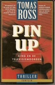 """Ross, Tomas: """"Pin-Up. King en de televisiemoorden""""."""