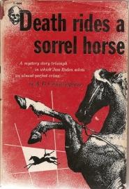 "Cunningham, A.B.: ""Death rides a sorrel horse""."