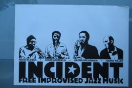 Incident Improvised Jazz Music