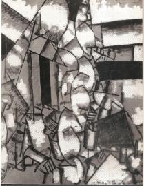 """Catalogus Stedelijk Museum 191: """"De renaissance der XXe eeuw"""""""