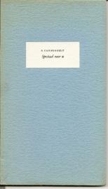 Speciaal voor U 1963