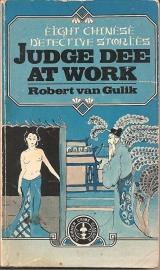 """Gulik, Robert van: """"Judge Dee at work'"""